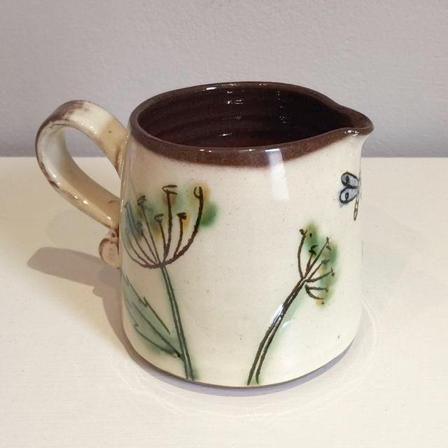 Dill & Butterflies Jug 1 (Small)
