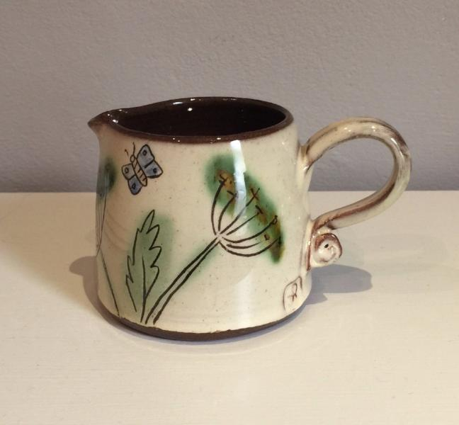 Dill & Butterflies Jug 2 (Small)