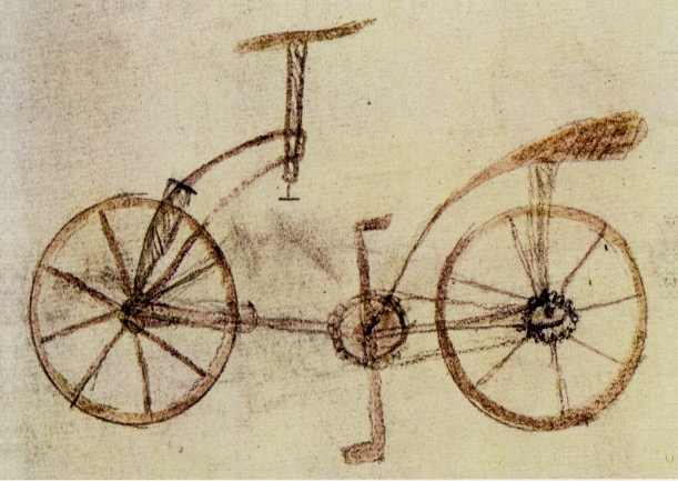 Bicycle Design (card)