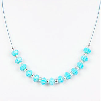 Frills Necklace (Ocean)