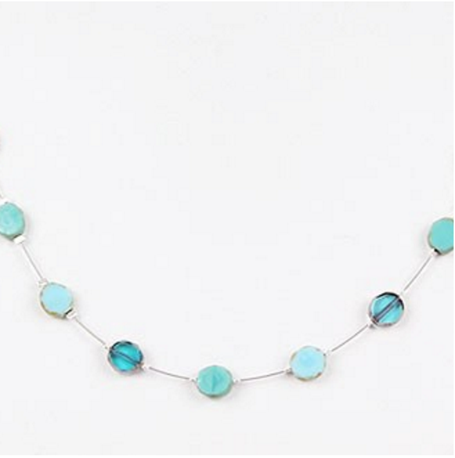 Bohemian Necklace (Ocean)