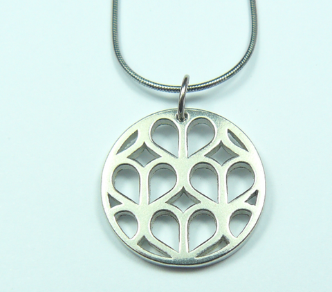 Honeycomb Pendant (Large)