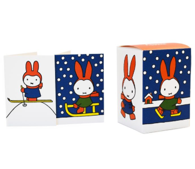 Miffy Mini Christmas Cards