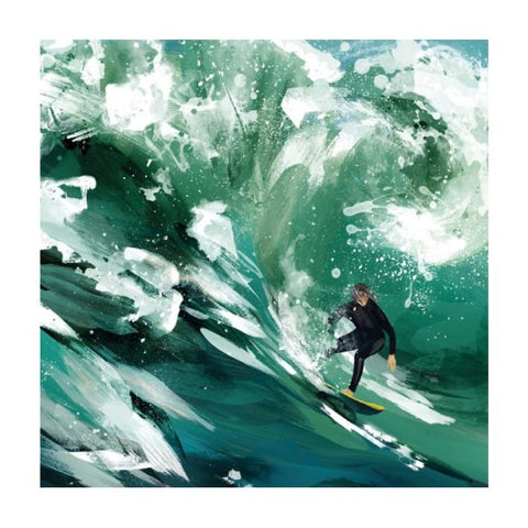 Surfer (Card)