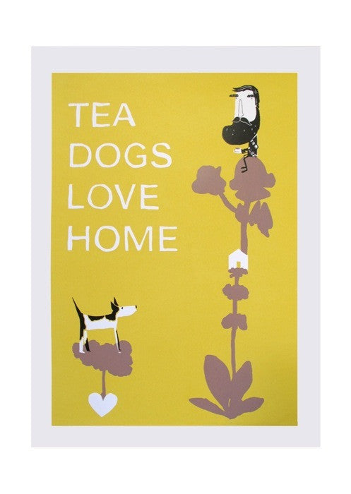 Tea Dogs Love Home
