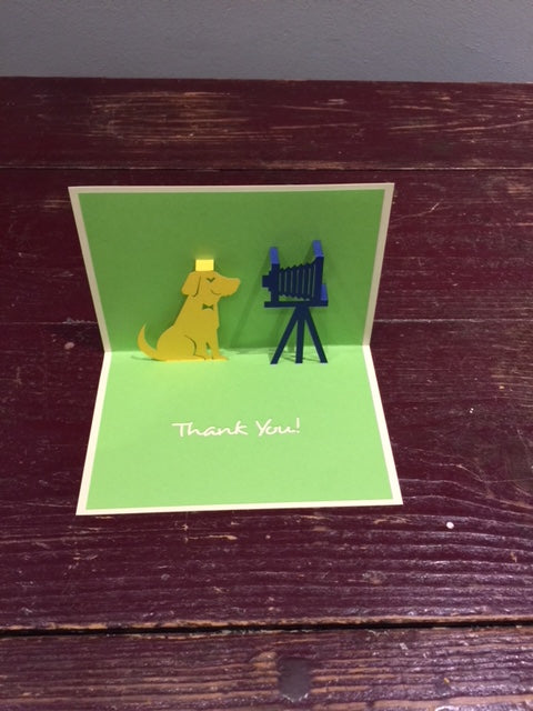 Thank You Card (Dog)