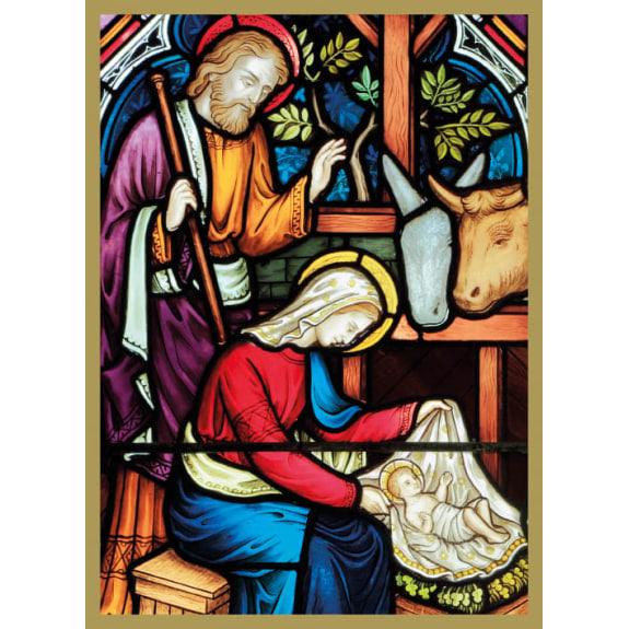 The Nativity ( 6 cards)