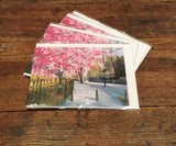 Set of 8 Cards (The Urban Village Series)
