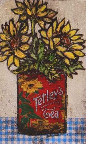 Tin of Sunflowers (10/30)