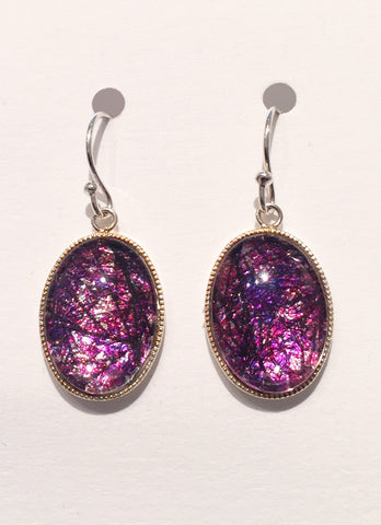 Amethyst Rocks Earrings