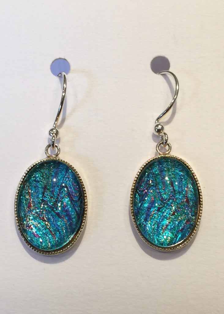 Aquarium Earrings