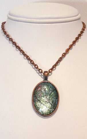 Frosty Morning Pendant