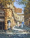 Dappled Light, Cannon Street (card)