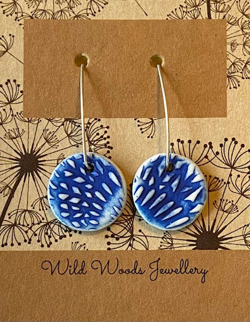 Ceramic Earrings (CVLE1)