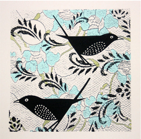 Blackbird (Blue) 19/20