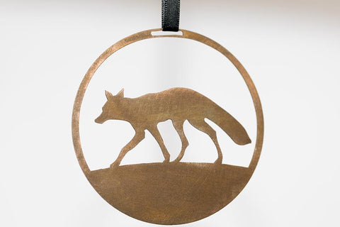 Fox (Decoration) 1