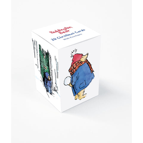 Paddington Bear Mini Christmas Cards