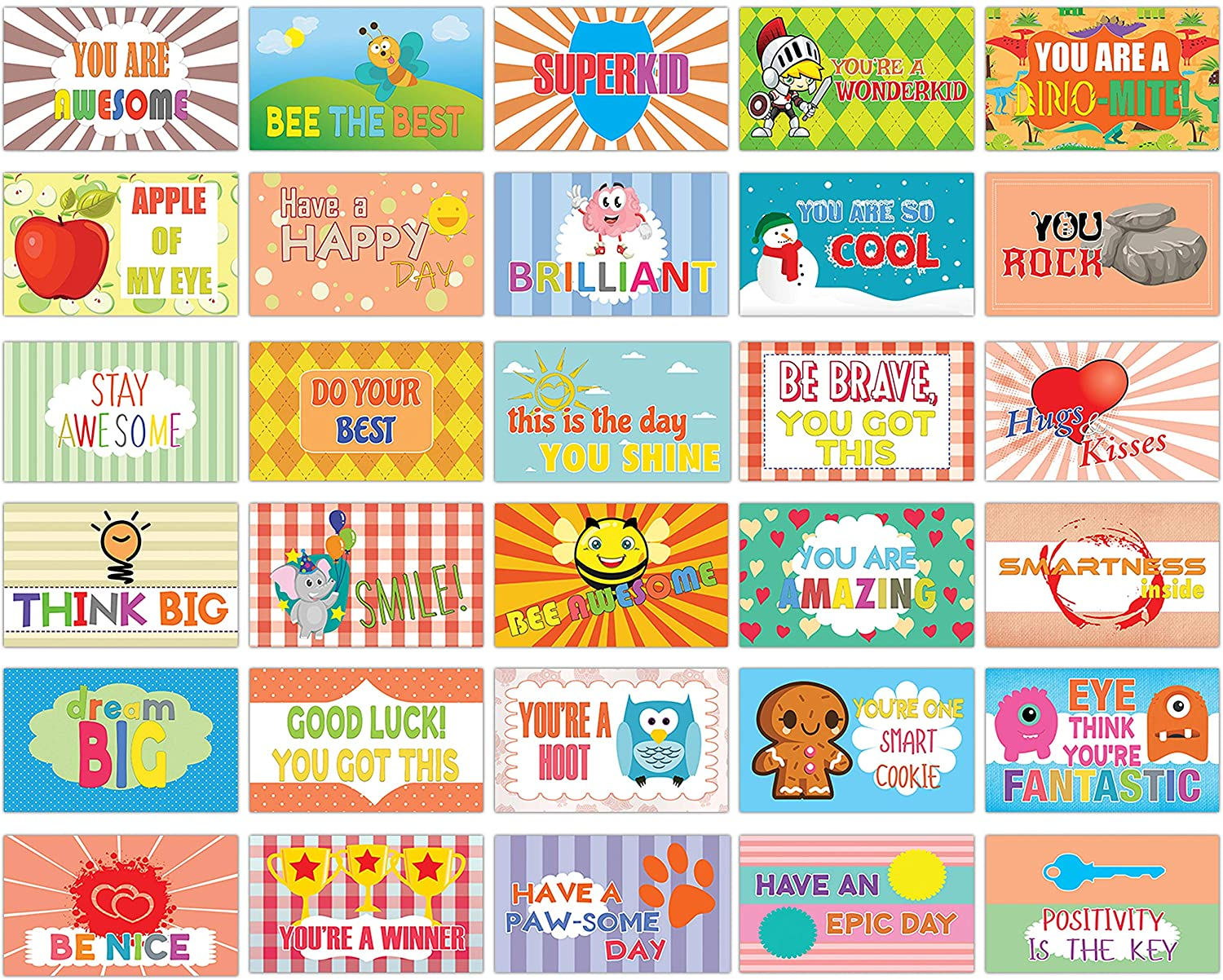 Creanoso Sea and Land Funny Jokes Flash Cards (120-Pack) – Fun Learning Mini Cards for Boys and Girls – Cool Gift Token Giveaways for Kids – Awesome Classroom Teaching Tool – School Rewards Incentives