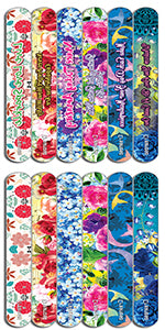 Creanoso Live Love Sparkle Emery Board - Cool Beauty Essential - Stocking Stuffers for Women