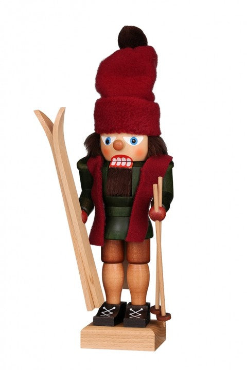 Nutcracker (Small) - Susi the Skier