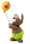 Premium Easter Bunny (Large) - Helen the Rabbit with a balloon