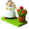 Angel Figurine - Gardener with lady beetle