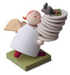 Little Angel Figurine - Guardian Angel with Stack of Plates