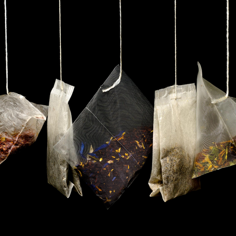 Tea Bag and Tea Box Packaging
