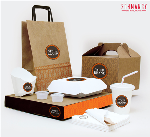 Custom Branding and Packaging - Schmancy