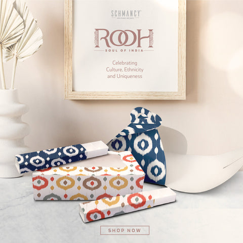Rooh - Ikat Packaging Boxes