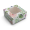 Cake Box for 1kg - Floral - 9x9x6 inch