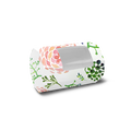 "Cookie Box with Window - 4""x3"" - Floral"