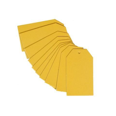 GiftTags-HardPaper-Yellow-2.5x1.5inch