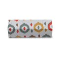 Multicolour Ikat Print - Macaron Box for 5