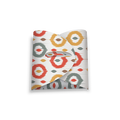 Multicolour Ikat Print Wrapstyle Box for Cupcake 4
