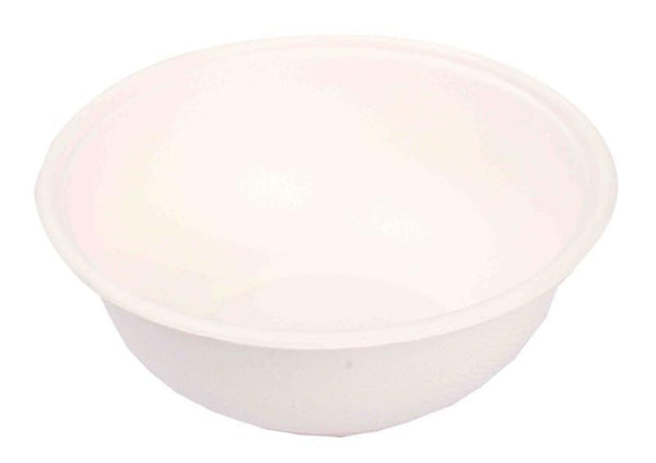 Pani Puri Bowl for 180 ml - Round - White - Pack of 50
