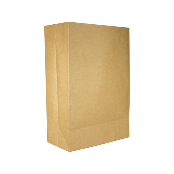 Kraft Goodie Bag For 500 Grams 20x9x27