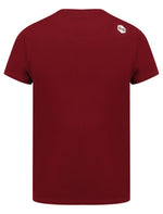 Joy Burgundy T-Shirt