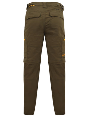Explorer Zip Off Combat Trousers