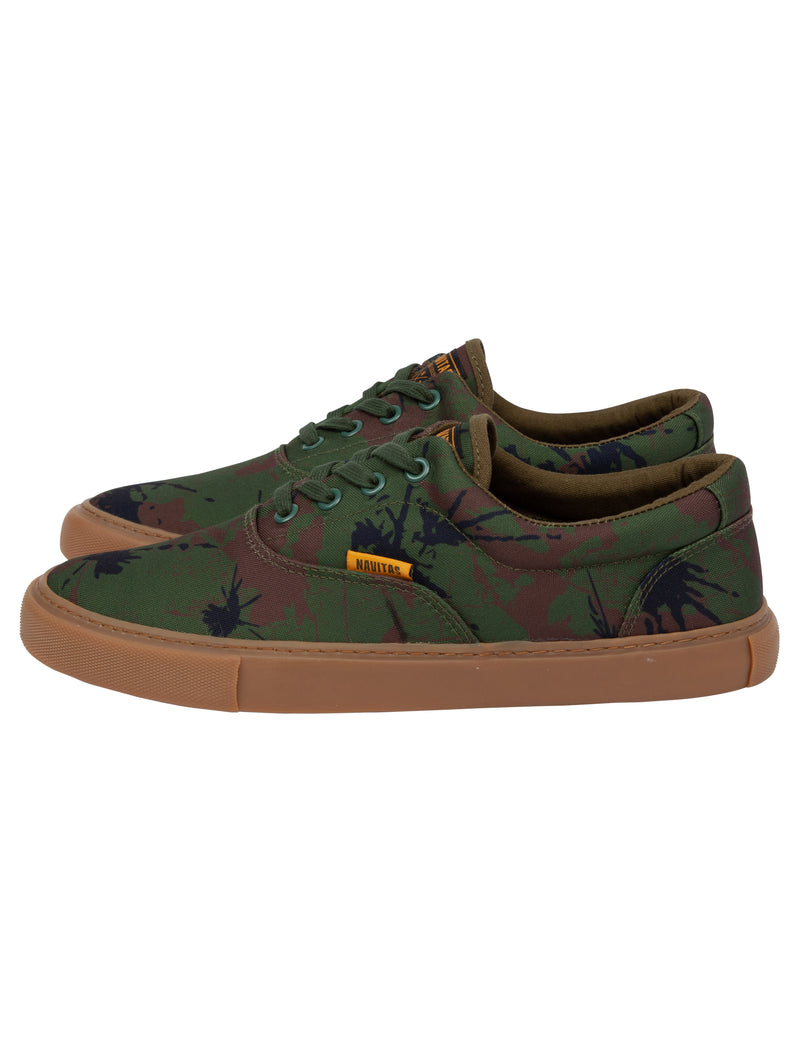 Lo Down Camo Trainers