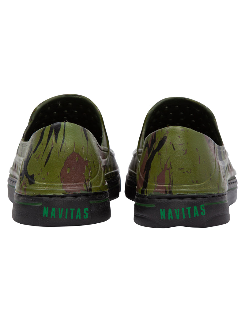 AXOL Camo Slip On Shoe