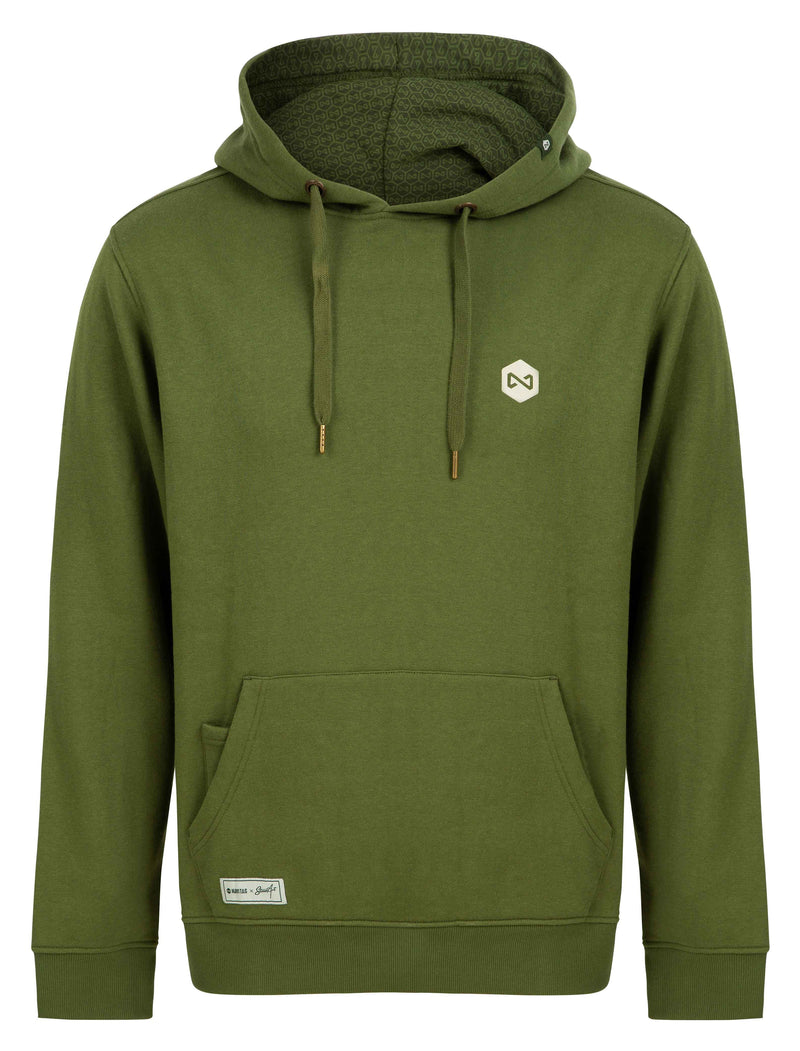 Stannart Green Shadow Hoody