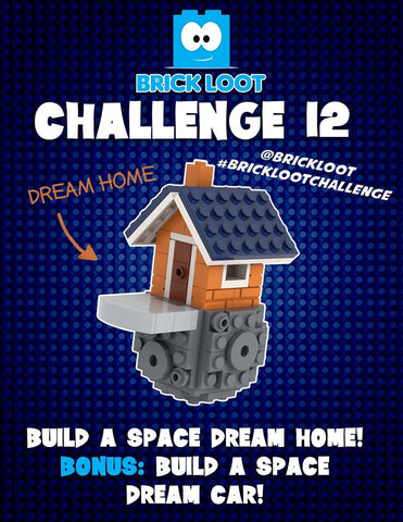 Brick Loot Build Challenge 12