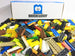 Close-up of Brick Loot 1,000 Pack of Bulk LEGO Compatible Colorful Building Bricks