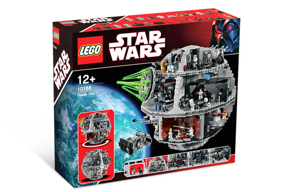LEGO Star Wars Episode 4/5/6: Death Star set 10188