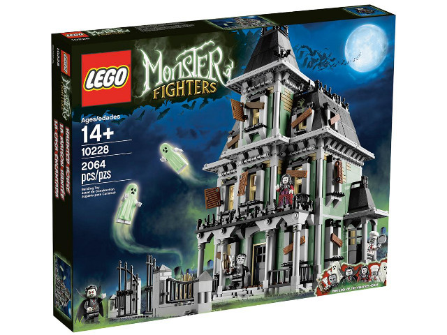 LEGO Monster Fighters: Haunted House set 10228