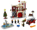 LEGO Winter Village Fire Station set 10263
