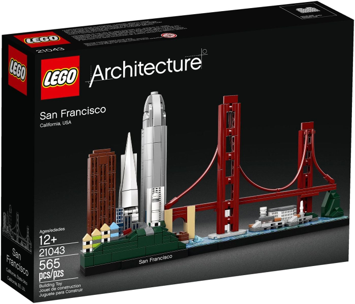 LEGO Architecture San Francisco set 21043