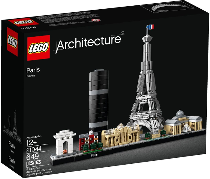 LEGO Architecture Paris set 21044