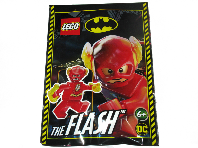 LEGO Polybag -  Super Heroes: Batman II: The Flash Foil pack 211904